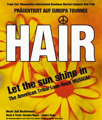 Bild: HAIR - Das Musical - Let the sun shine in ... HAIR