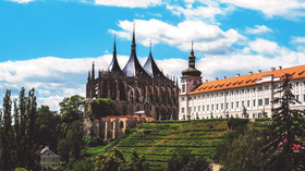 Bild: Nach Prag, Kolin, Kutna Hora, oder Brno (CZ)