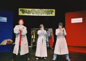 Bild: Theatersport - Coole Rampe – Fortuna Faust