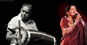 Bild: Karnataka College of Percussion - feat. Matthias Schriefl, Magnus Dauner,  Amith Nadig