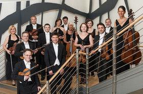 Bild: Südwestdeutsches Kammerorchester Pforzheim, Solist : Sergej Krylov, Violine