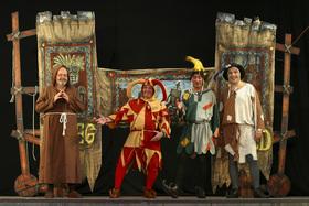 Bild: Theater am Teich: Kikeriki Theater - Siegfrieds Nibelungenentzündung