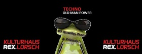 Bild: TECHNO-Old Man Power - mit DJ Quacky, Franz & Friends
