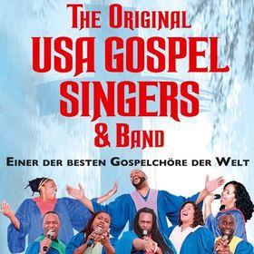 Bild: The Original USA Gospel Singers & Band - Weihnachten in Gospel-Art - Einer der besten Gospelchöre der Welt!