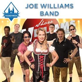 Bild: Fuldaer Wiesn 2017 - Joe Williams Band