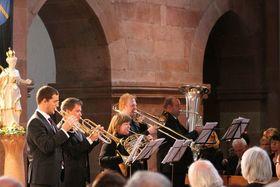 Bild: PalatinaKlassik zu Gast im Hallbergschen Schloss - Musikfeuerwerk im Schloss