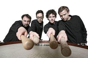 Bild: Elbtonal Percussion - Un-Schlagbar!