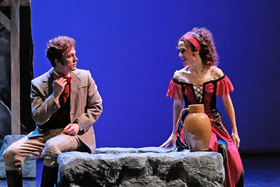 Bild: Der Zigeunerbaron - Theater für Niedersachsen