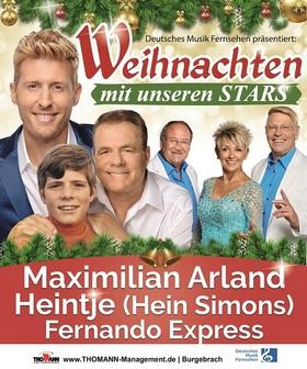 Bild: Adventsgala mit Maximilian Arland und zahlreichen Gästen - präsentiert von ATeams und Thomann Management