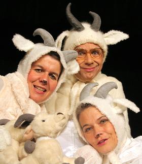 Bild: Der Wolf & die 7 Geißlein - Märchentheater für die ganze Familie (ab 4 Jahren)
