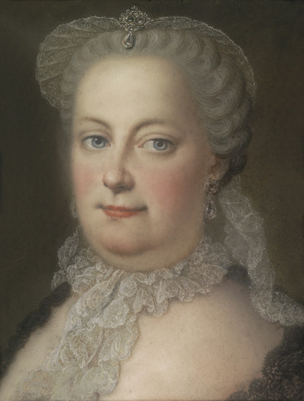© Hagelgans Portrait Maria Theresia 1762