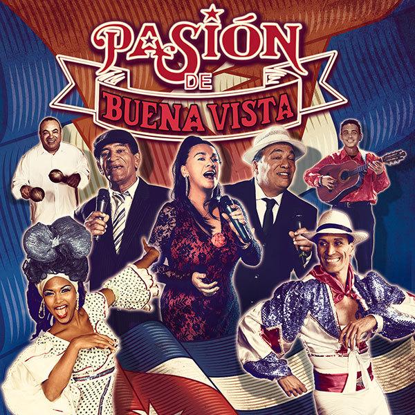 Pasión de Buena Vista - Kubanische Musik- & Tanzshow