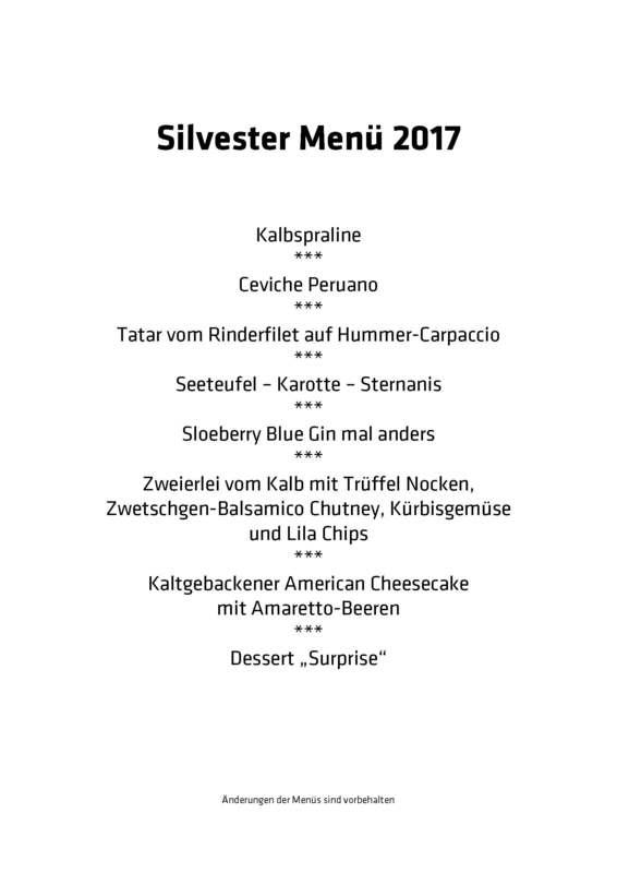 Rantastic-Varieté 2017 - Silvestervarieté mit 7-Gang-Menü (2)