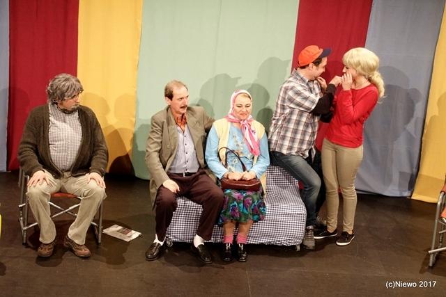 Theater Ulüm - Oh Gott, die Türken integrieren sich (1)