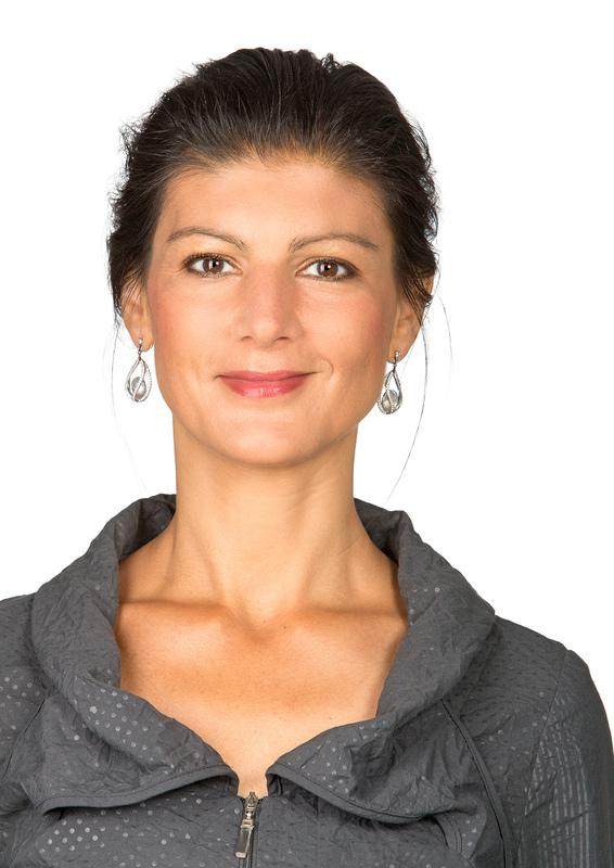 Dr. Sahra Wagenknecht ©DiG-Trialon