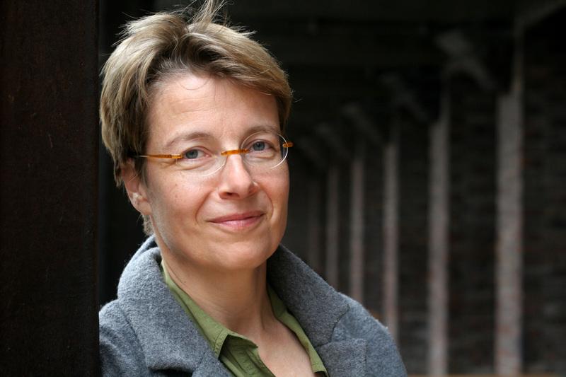 Andrea Böhm © Nicole Sturz