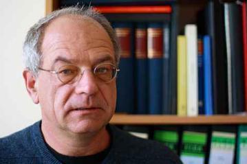 Prof. Dr. Thomas Leinkauf © Thomas Kundy