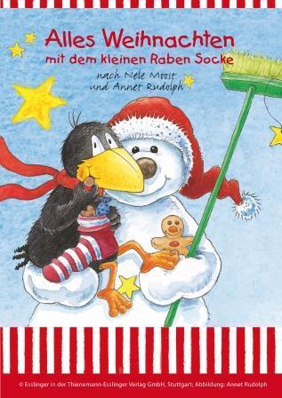 Theater auf Tour - Alles Weihnachten mit dem kleinen Raben Socke (1)