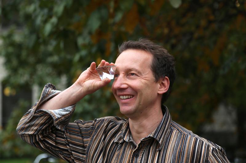 Prof. Dr. Olaf Müller © S. Schalk
