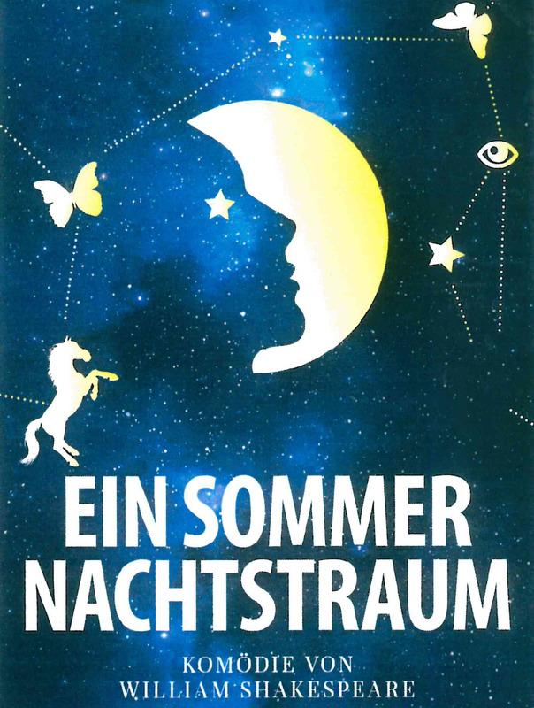 Ein Sommernachtstraum - Schauspiel