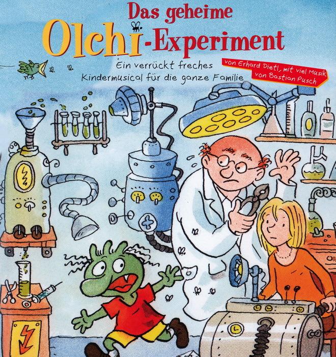 Theater auf Tour - Das geheime Olchi-Experiment (1)