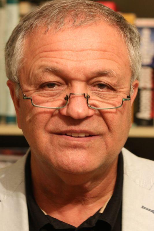 Prof. em. Dr. Mohssen Massarrat © privat