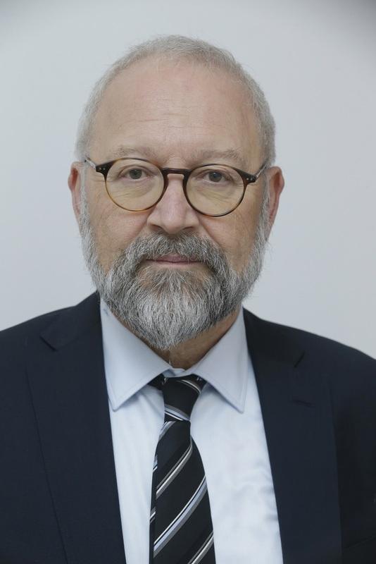 Prof. Dr. Herfried Münkler ©Ralf U. Heinrichs