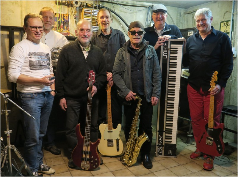 Sommer Special mit Summerfield Bluesband (1)