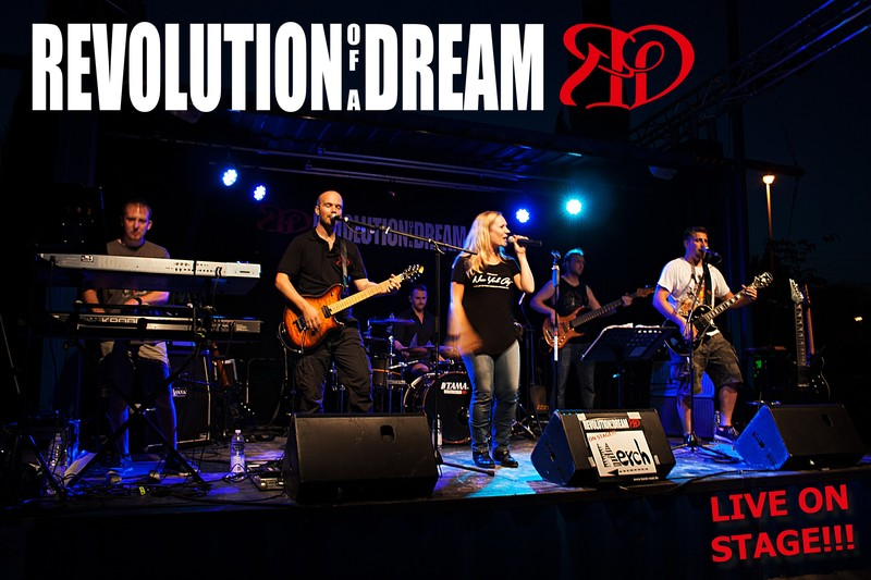 Sommer Special mit Revolution of a Dream (1)