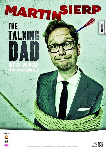 Martin Sierp - THE TALKING DAD (1)