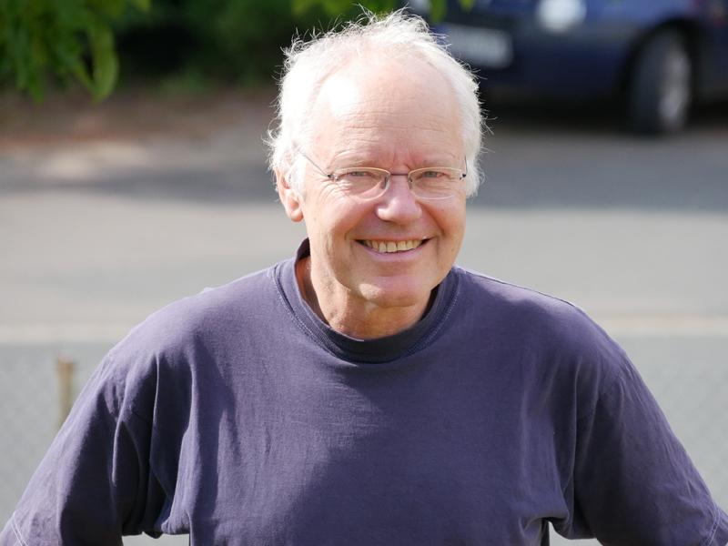 Prof. Dr. Dietrich Henckel