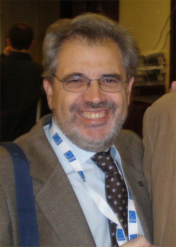 Prof. Dr. Ugo Bardi © privat