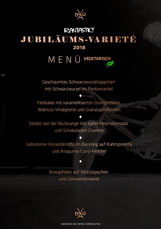 Jubiläums-Varieté 2018 - Varieté mit Menü (3)
