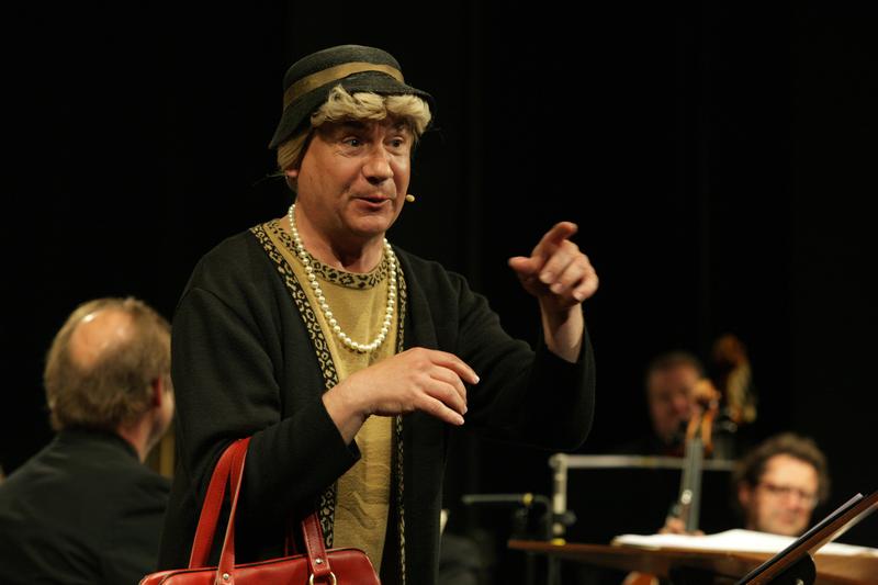 Unterhaltungskonzert - Ilse Bähnert geht in die Operette