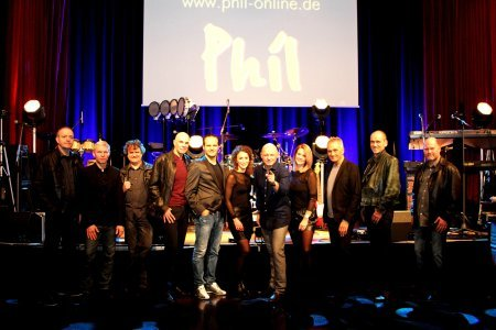 Phil - Phil Collins & Genesis Tributeband (1)