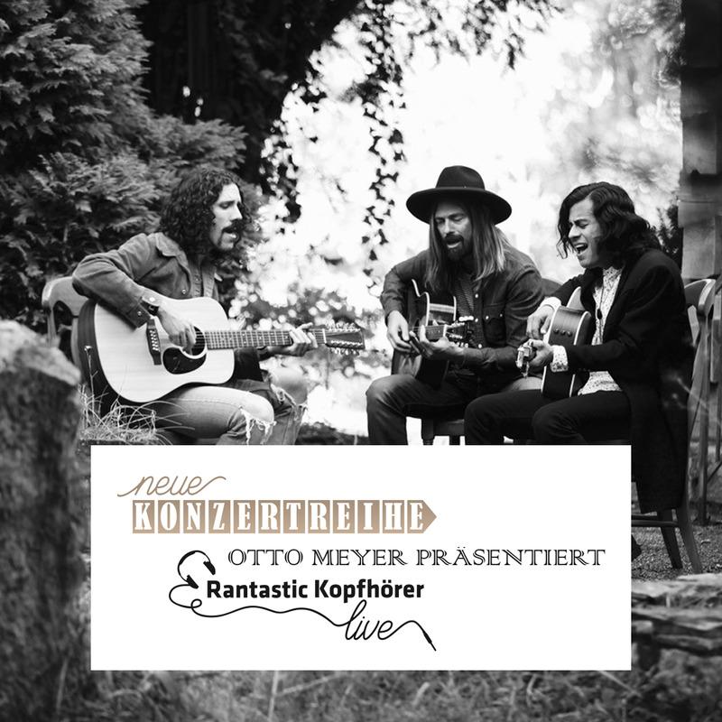Otto Meyer präsentiert Rantastic-Kopfhörer live (1)