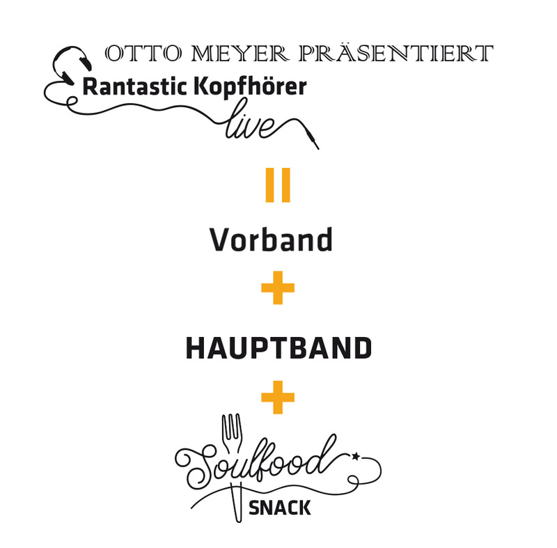 Otto Meyer präsentiert Rantastic-Kopfhörer live (2)