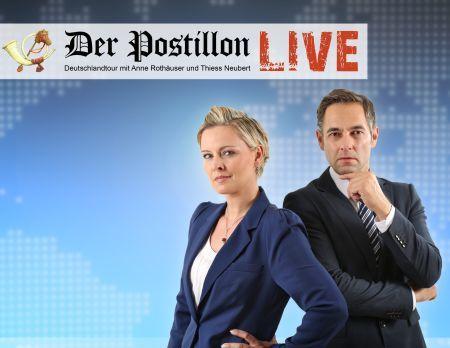 Der Postillon - LIVE (1)