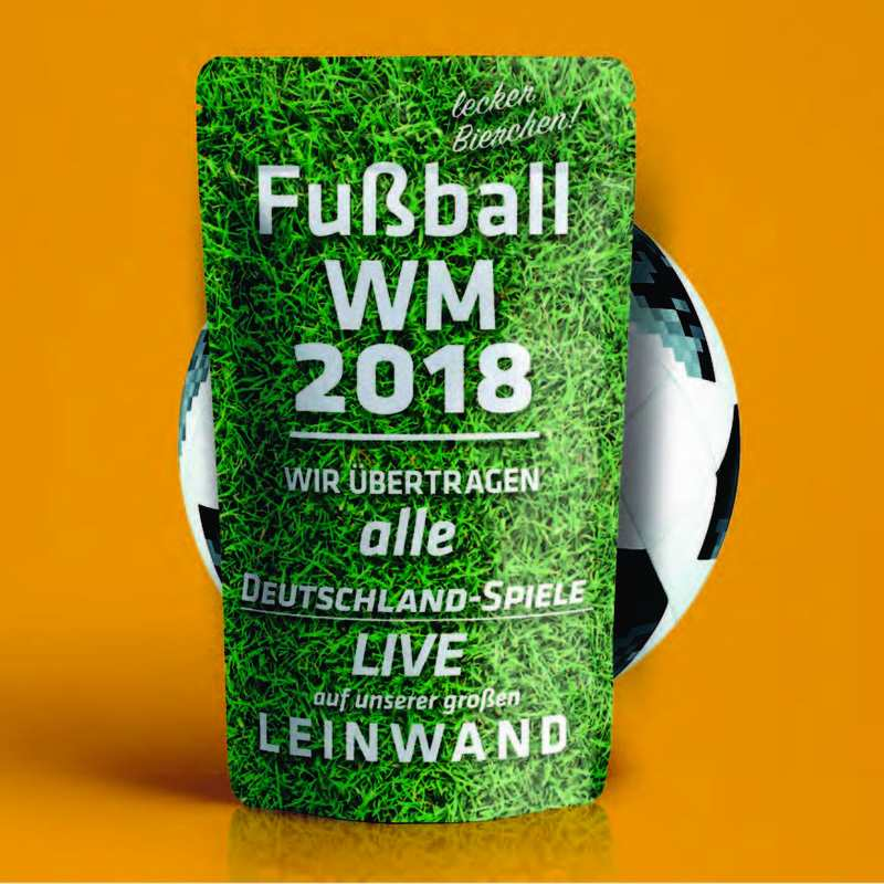 WM Live-Übertragung aller Deutschlandspiele (1)