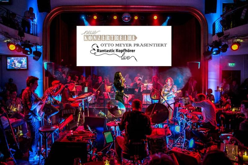 Otto Meyer präsentiert Rantastic-Kopfhörer live: The News Symphonic und Vorband True Crew (1)