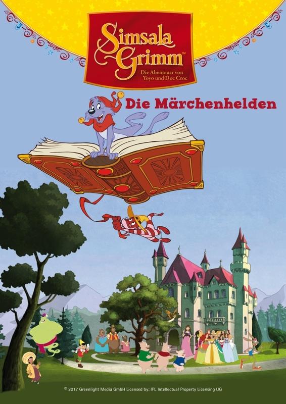 Theater auf Tour - SimsalaGrimm (1)
