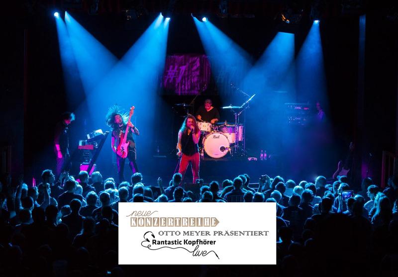 Otto Meyer präsentiert Rantastic-Kopfhörer live mit Deep-Purple-Drummer Ian Paice & Purpendicular (1)