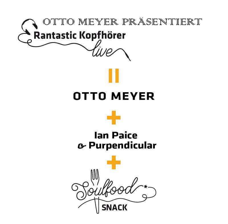 Otto Meyer präsentiert Rantastic-Kopfhörer live mit Deep-Purple-Drummer Ian Paice & Purpendicular (2)