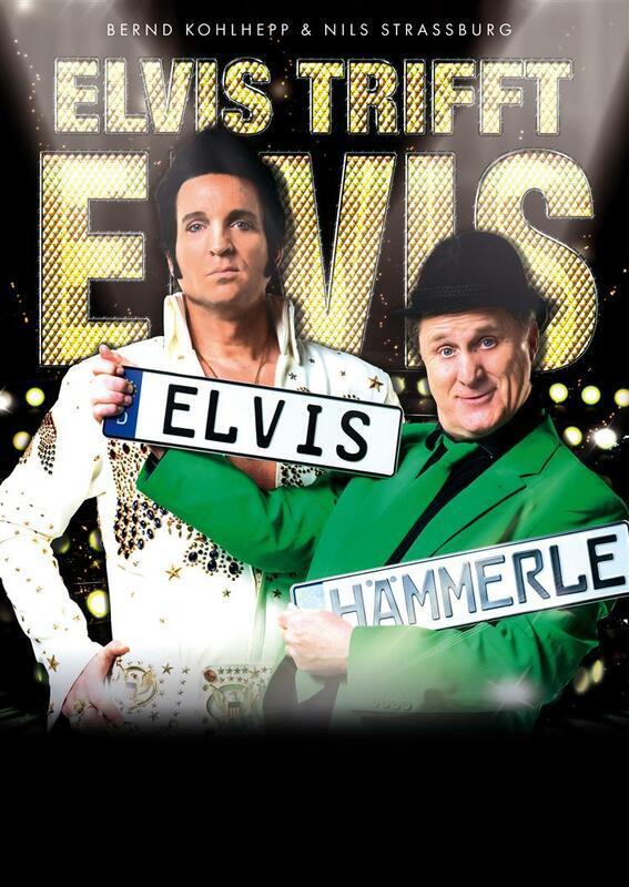Bernd Kohlhepp - Elvis trifft Elvis (1)