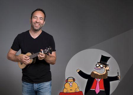 Piero Masztalerz - Live Cartoon Show (1)