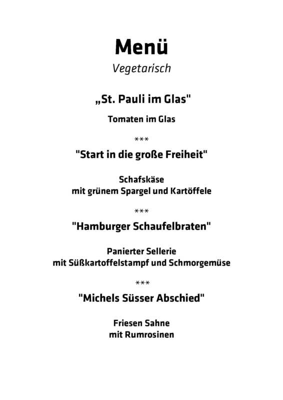 """""""Tatort Dinner"""" - St. Pauli, Leichen von der Stange (4)"""