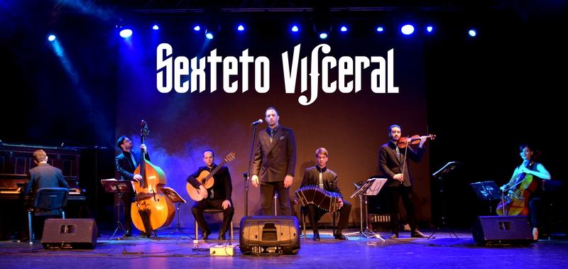 Tango Abend mit Sexteto Visceral (1)