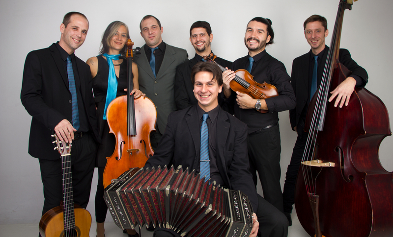 Tango Abend mit Sexteto Visceral (2)