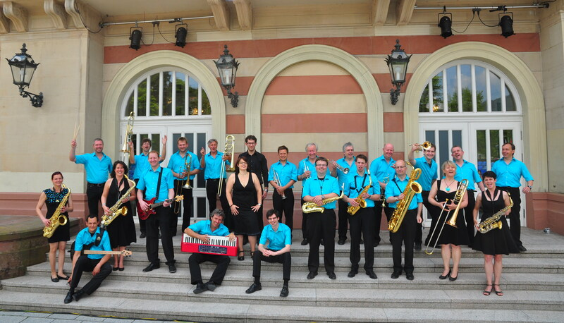 Sommer Special mit HM-Big-Band (1)
