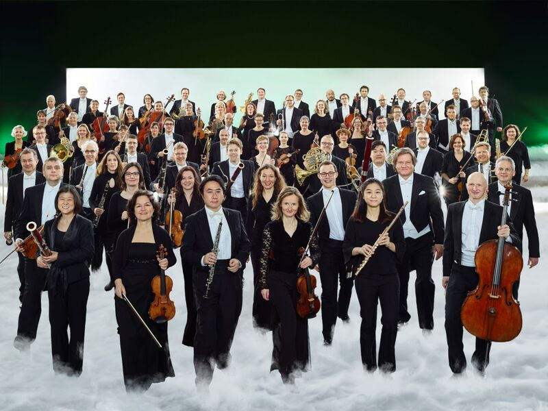 Helen Schneider & Bremer Philharmoniker - Dirigent: Killian Farrell